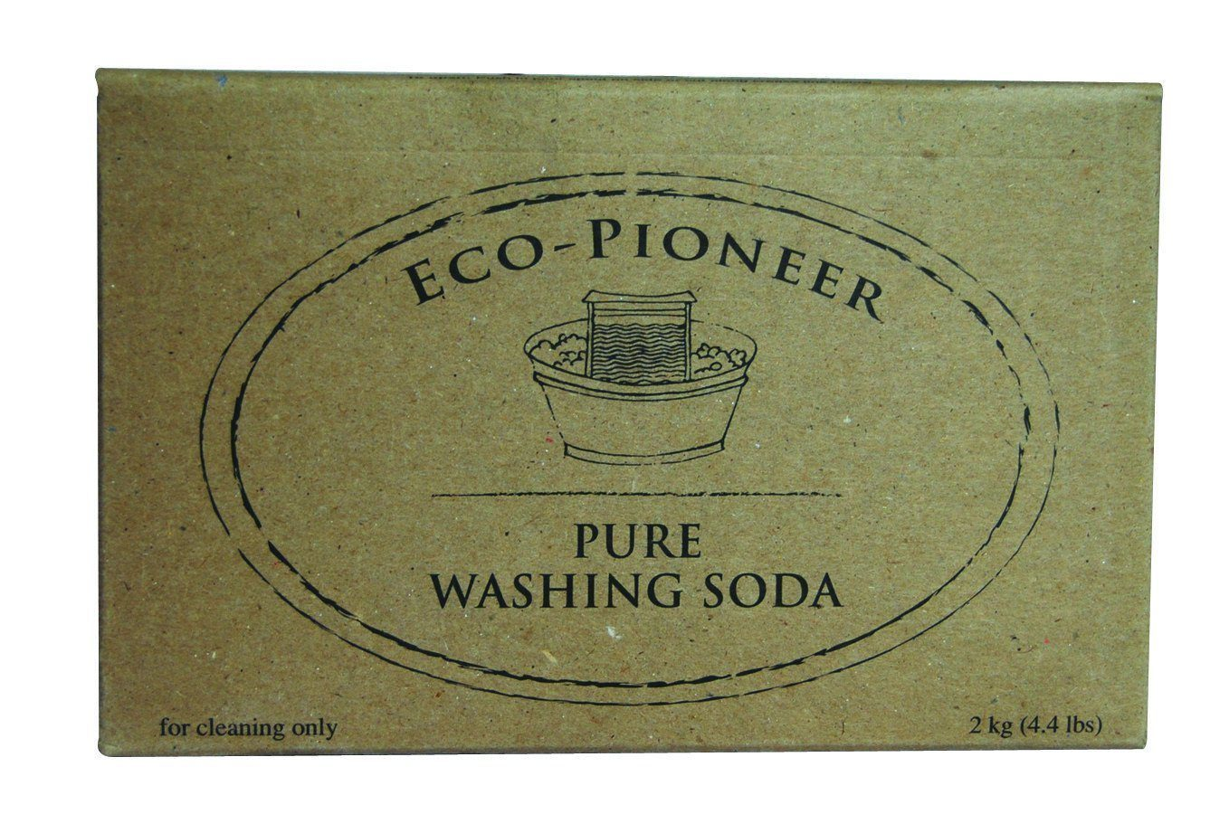 Healthy Lifestyles - Eco-Pioneer - Pure Washing Soda, 2kg