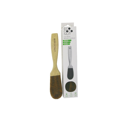 Healthy Lifestyles - EcoCoconut - Kitchen Dish Brush, 1 Unit
