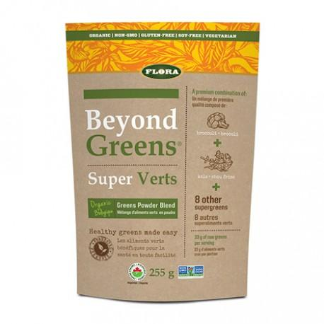 Healthy Lifestyles - Flora - Beyond Greens, 255g