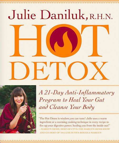 Healthy Lifestyles - Hot Detox