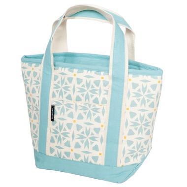 Healthy Lifestyles - Keep Leaf - Insulated Lunch Tote (geo)