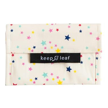 Healthy Lifestyles - Keep Leaf - Reusable Baggie (medium, Stars)