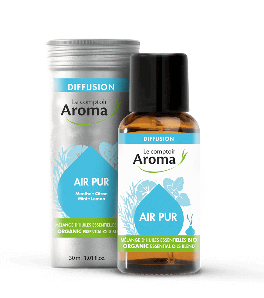 Healthy Lifestyles - Le Comptoir Aroma - Air Pure Blend, 30ml