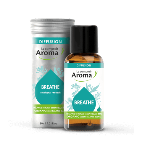 Healthy Lifestyles - Le Comptoir Aroma - Breathe Blend, 30ml