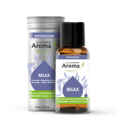 Healthy Lifestyles - Le Comptoir Aroma - Relax Blend, 30ml
