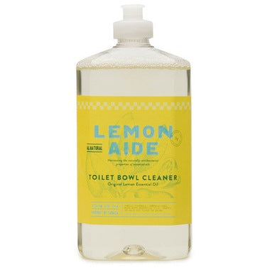 Healthy Lifestyles - Lemon Aide - Toilet Bowl Cleaner, 750ml