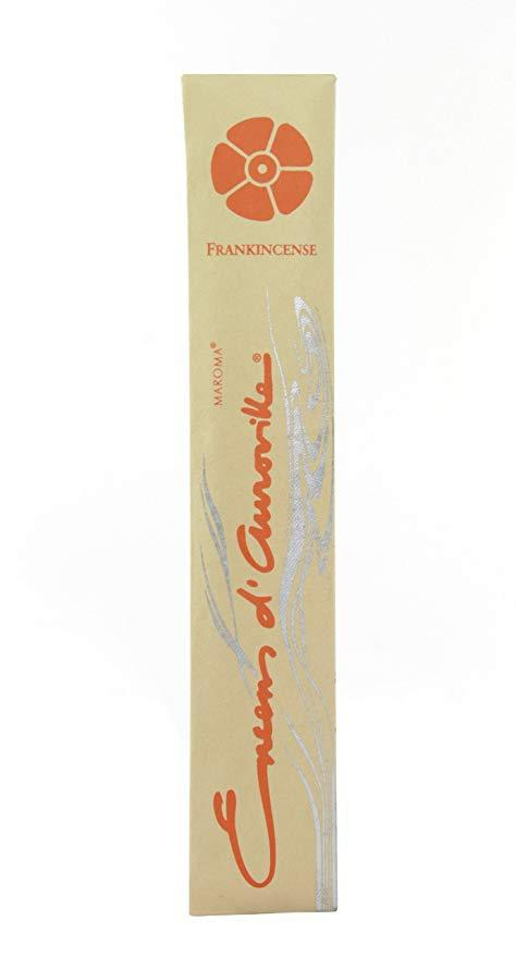 Healthy Lifestyles - Maroma - Frankincense Incense Sticks, 10 Sticks