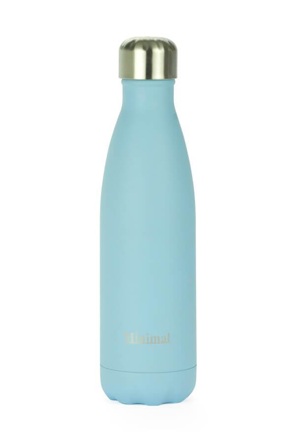 Healthy Lifestyles - Minimal - Insulated Water Bottle, Limpet, 500ml