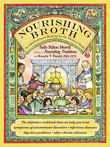 Healthy Lifestyles - Nourishing Broth: An Old-Fashioned Remedy For The Modern World