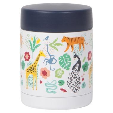 Healthy Lifestyles - Now Designs - Roam Food Jar (Wild Bunch, Small)