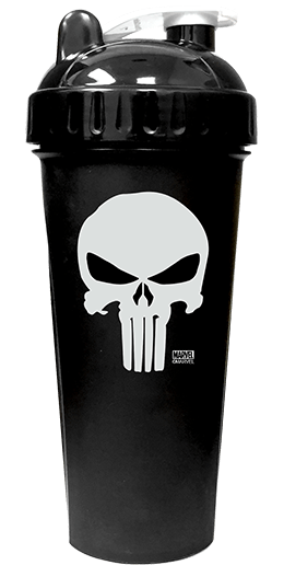 Healthy Lifestyles - Perfect Shaker - Punisher - 800ml
