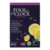 Four O'Clock - Herbal Tea, Lemon Ginger, 16 bags