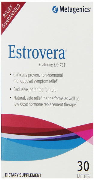 Metagenics - Estrovera®, 30 tablets - Goodness Me! - 1