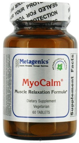 Metagenics - MyoCalm®, 60 tablets - Goodness Me! - 2