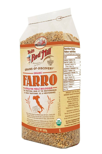 On Sale,Food & Drink - Bob's Red Mill - Organic Farro, 680g