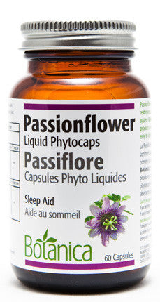 Passionflower Liquid Phytocaps - Goodness Me!