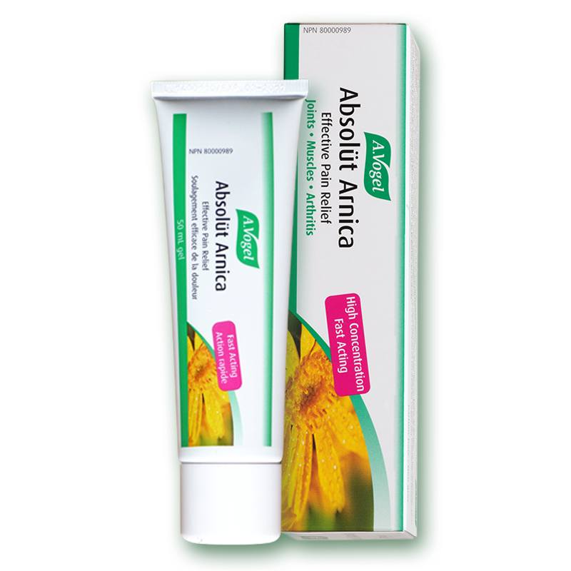 Personal Care - A.Vogel - Absolüt Arnica Gel, 50ml