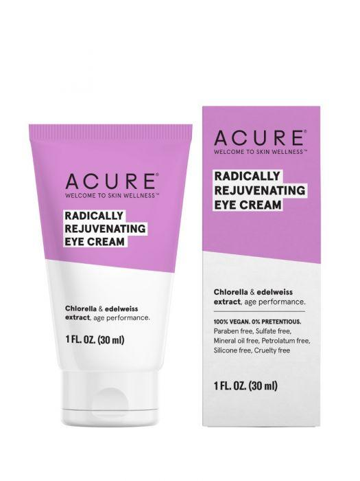 Personal Care - Acure - Radically Rejuvenating Eye Cream, 1oz