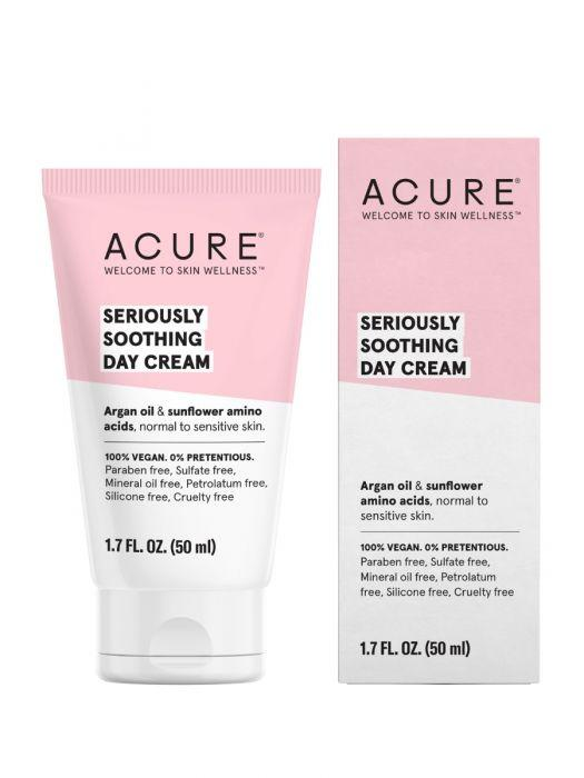 Personal Care - Acure - Seriously Soothing Day Cream, 1.7oz