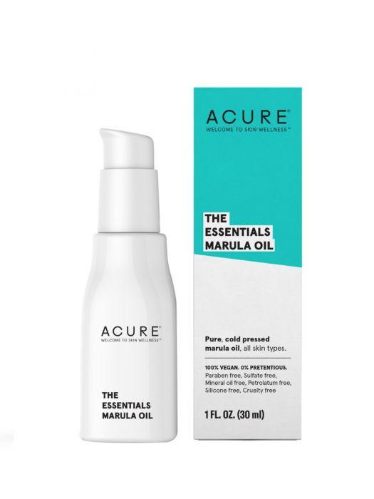 Personal Care - Acure - The Essentials Marula Oil, 1oz