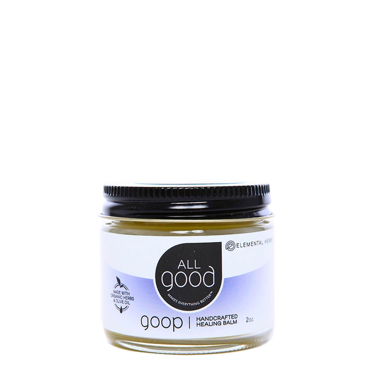 Personal Care - All Good - Goop Organic Healing Balm, 56g