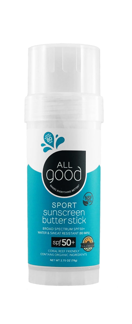 Personal Care - All Good SPF 50 Sport Sunscreen Butter Stick