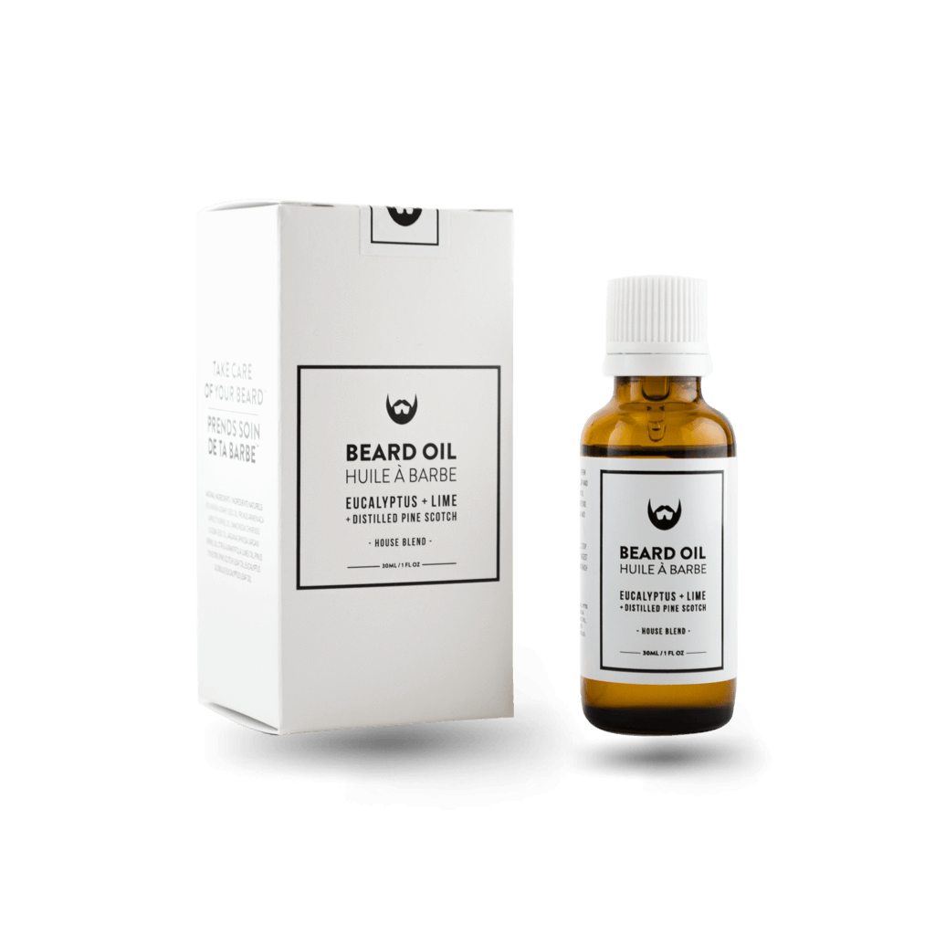 Personal Care - Always Bearded - Beard Oil Eucalyptus & Lime, 30ml