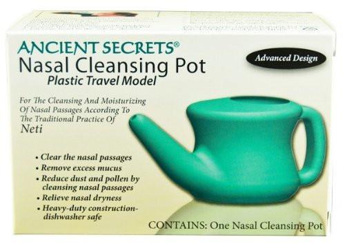 Personal Care - Ancient Secrets - Nasal Cleansing Pot