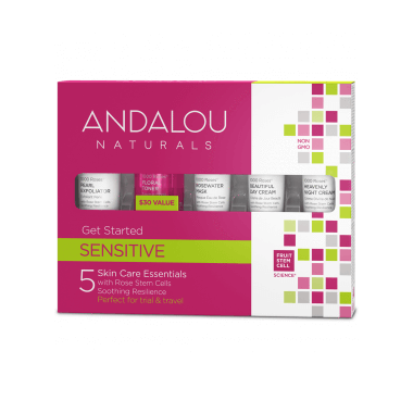 Personal Care - Andalou Naturals - 1000 Roses™ Get Started Kit