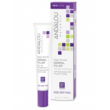 Personal Care - Andalou Naturals - Dermal Filler, 18ml