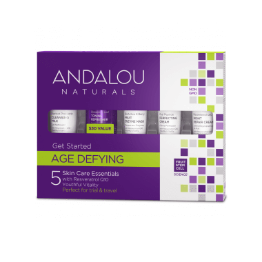Personal Care - Andalou Naturals - Get Started Age Defying Kit