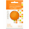 Personal Care - Andalou Naturals - Instant Brightening Face Mask, 8g