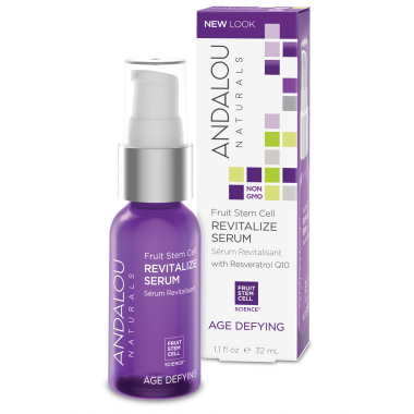 Personal Care - Andalou Naturals - Revitalize Serum, 32ml