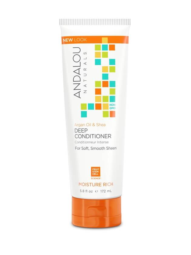 Personal Care - Andalou Naturals - Ultimate Moisture Deep Conditioner, 172ml