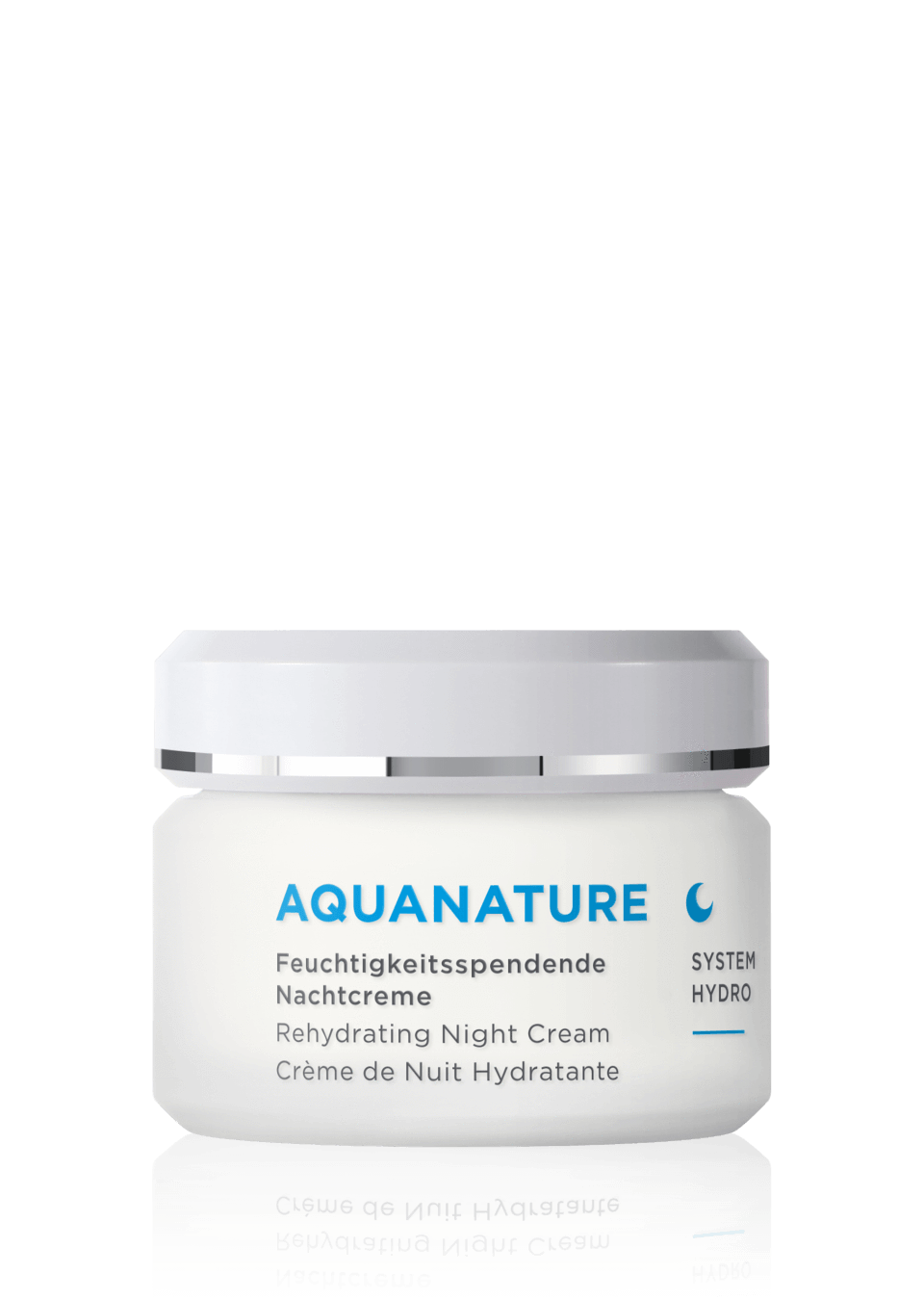 Personal Care - Annemarie Borlind Hydrating Night Cream, 50mL