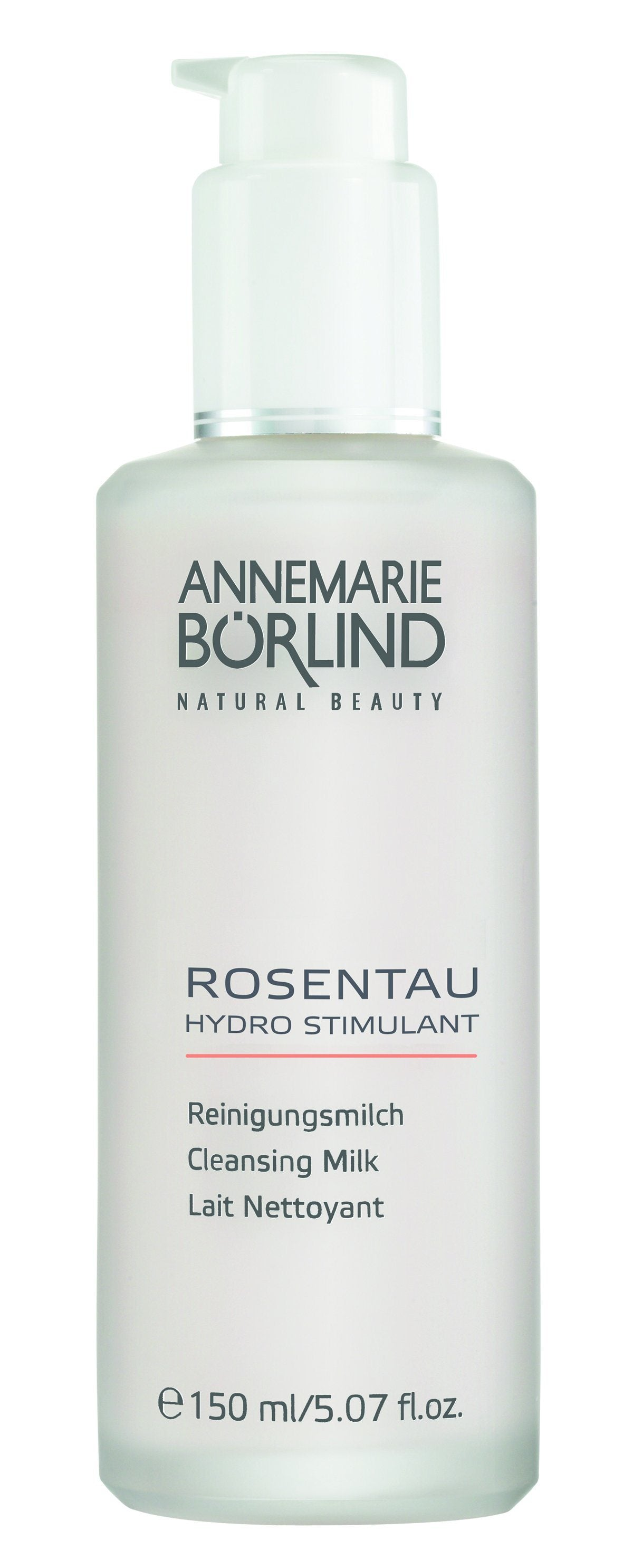 Personal Care - Annemarie Borlind Rose Dew Cleansing Milk, 150mL