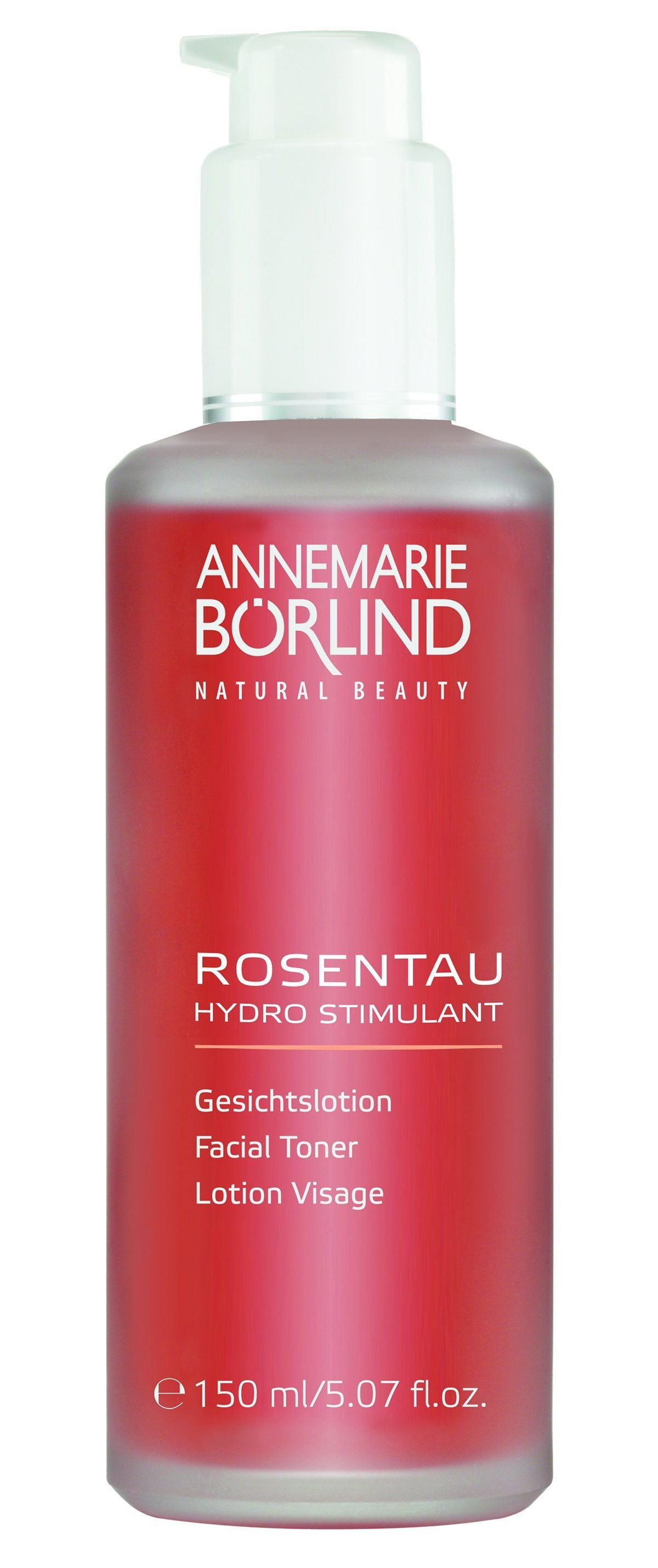 Personal Care - Annemarie Borlind Rose Dew Facial Toner, 150mL