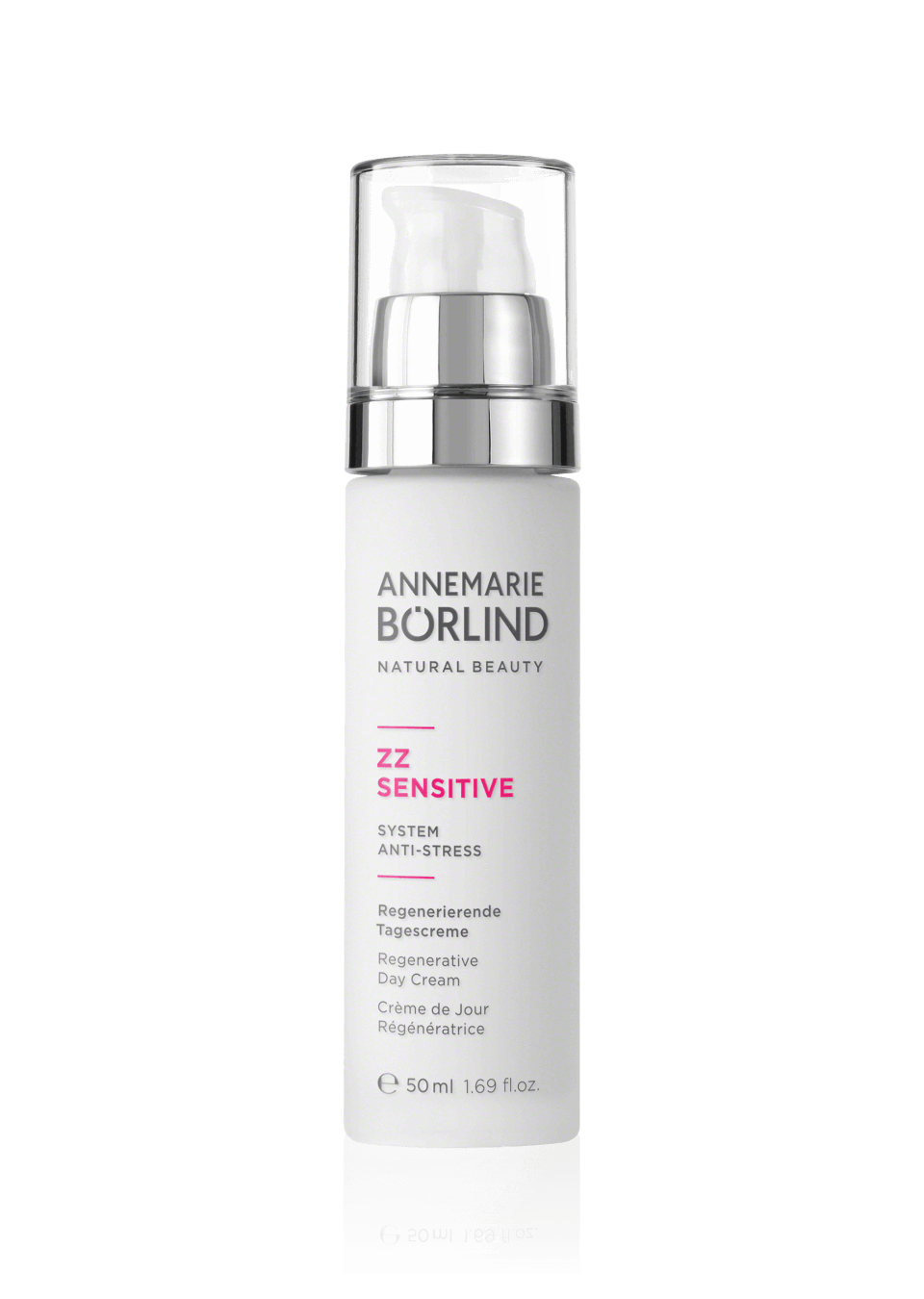 Personal Care - Annemarie Borlind ZZ Sensitive Regenerative Day Cream