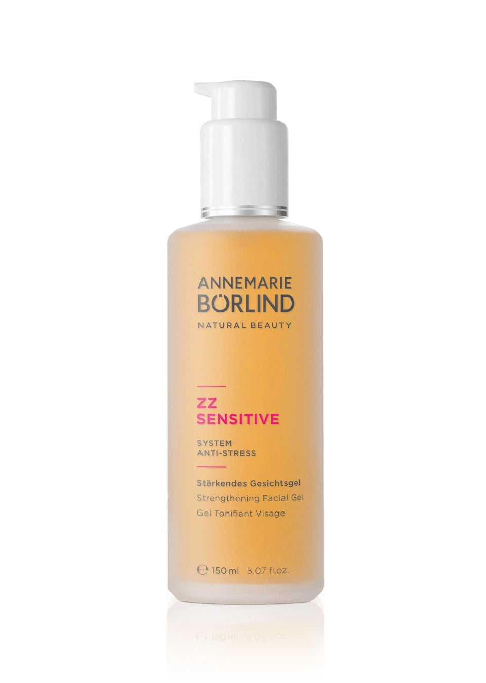 Personal Care - Annemarie Borlind ZZ Sensitive Strengthening Facial Gel, 150mL