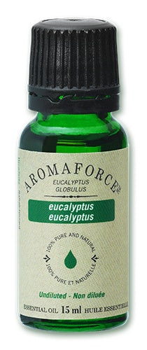 Personal Care - Aromaforce - Eucalyptus Essential Oil - 15ml