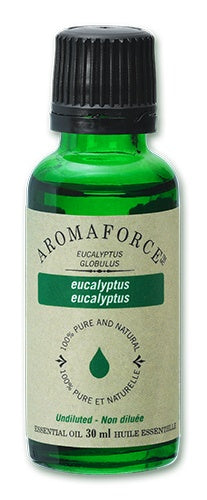 Personal Care - Aromaforce - Eucalyptus Essential Oil - 30ml