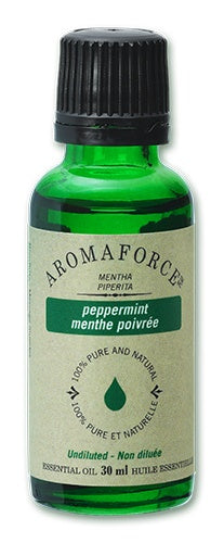 Personal Care - Aromaforce - Peppermint Essential Oil - 30ml