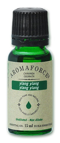 Personal Care - Aromaforce - Ylang Ylang Essential Oil, 15ml