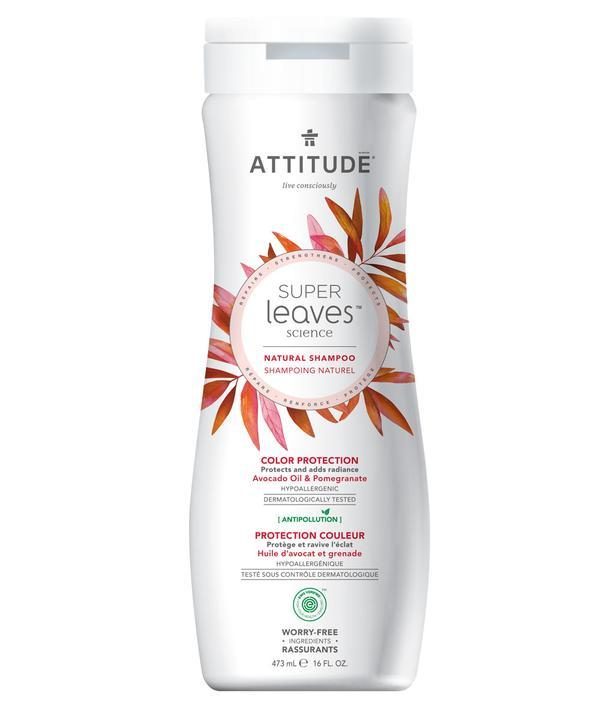 Personal Care - Attitude - Colour Protection Shampoo, 473mL