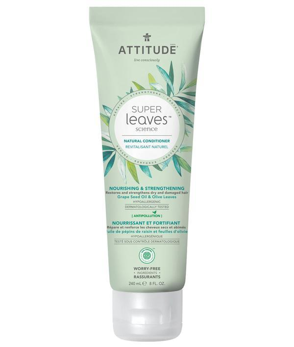 Personal Care - Attitude - Nourishing & Strengthening Conditioner, 240mL