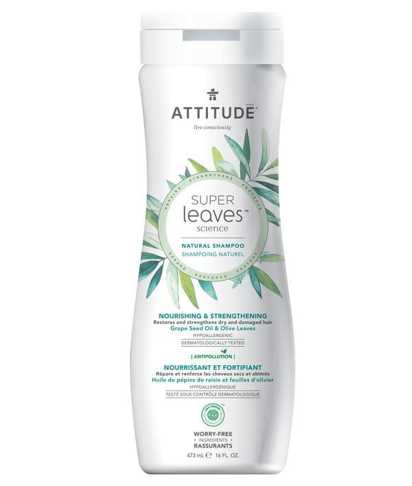 Personal Care - Attitude - Nourishing & Strengthening Shampoo, 473mL