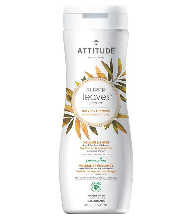Personal Care - Attitude - Volume & Shine Shampoo, 473mL