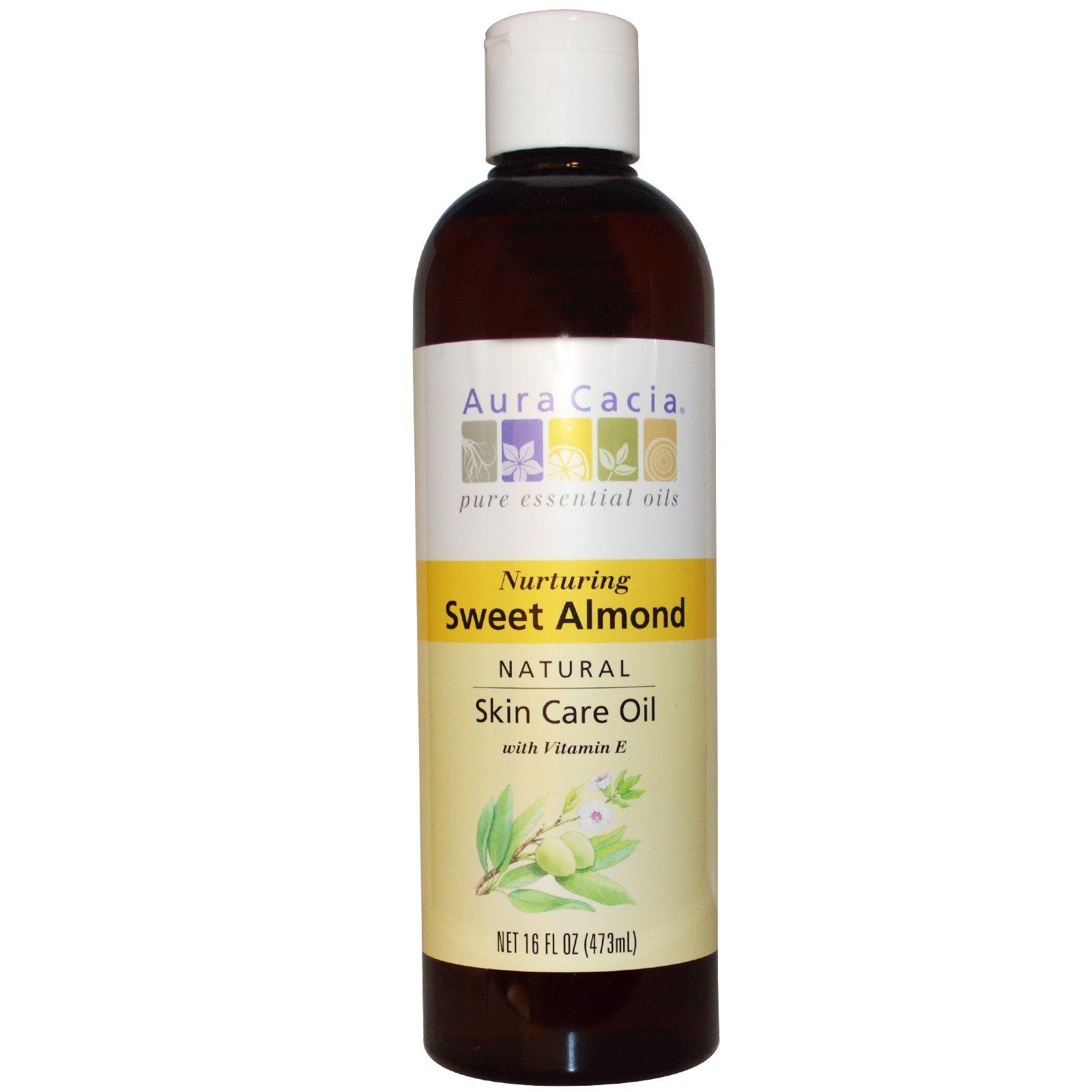 Personal Care - Aura Cacia - Sweet Almond, 118ML