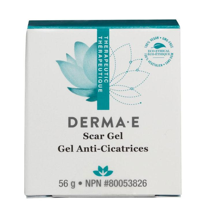 Personal Care,Beauty & Skin Care,Gluten Free,Vegan,Vegetarian,Non GMO - Derma E - Scar Gel, 56g