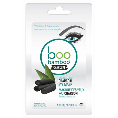 Personal Care - Boo Bamboo - Charcoal Eye Mask, 3g